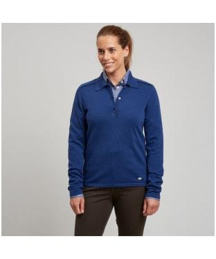 Women's Le Chameau Woodchester Jumper - Blue Marine