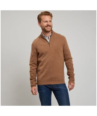 Men's Le Chameau Kingham Jumper - Beige