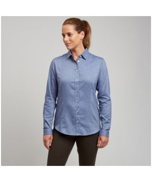 Women's Le Chameau Winchcombe Shirt – S - Navy