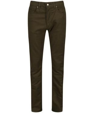 Men's R.M. Williams Ramco Jeans - Dark Olive