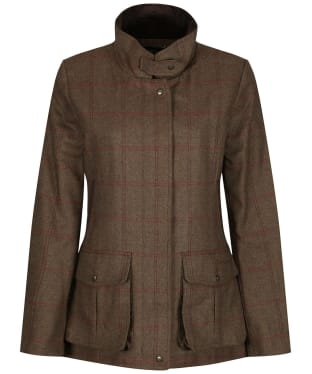 Women's Schoffel Lilymere Tweed Jacket - Sussex Tweed