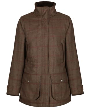 Women's Schoffel Ptarmigan Tweed Coat - Sussex Tweed
