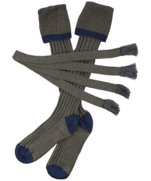 Men's Schoffel Snipe Socks - Fern