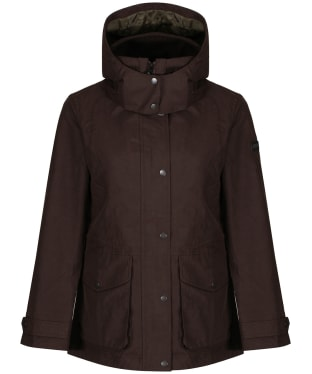 Women's Aigle Saguvi Jacket - Ebony