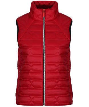 Women's Hunter Original Midlayer Gilet - Military Red