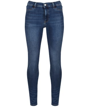Women's GANT Skinny Fit Indigo Travel Jeans