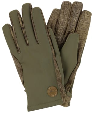 Men's Laksen Zurich Gloves - Green