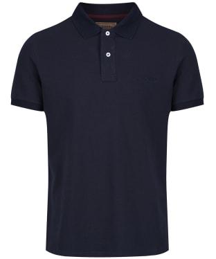 Men's Schoffel Padstow Polo Shirt - Midnight