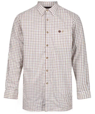 Men's Alan Paine Bury Fleece Lined Shirt - Gazelle