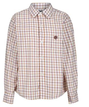 Boy's Alan Paine Ilkley Shirt, 3-16yrs - Gazelle