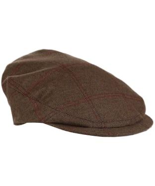 Women's Schoffel Tweed Cap - Sussex Tweed