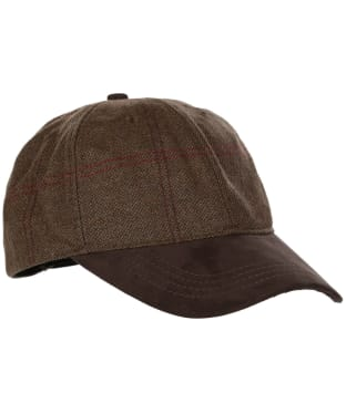 Schöffel Tweed Baseball Cap - Sussex Tweed