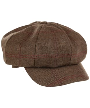 Women's Schoffel Bakerboy Cap II - Sussex Tweed