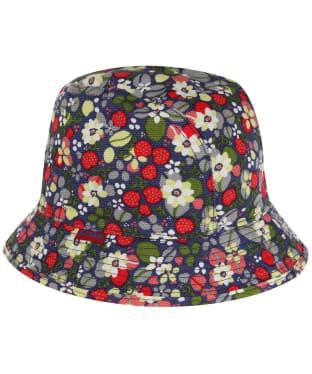 Girls Barbour Waterways Bucket Hat