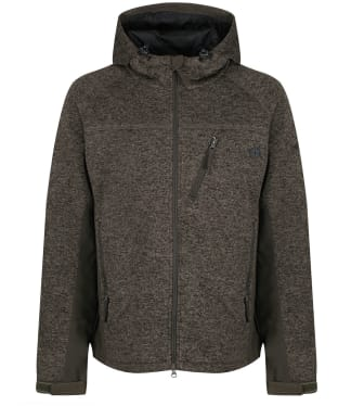 Men's Laksen Cairn Knitted Fleece Jacket - Green