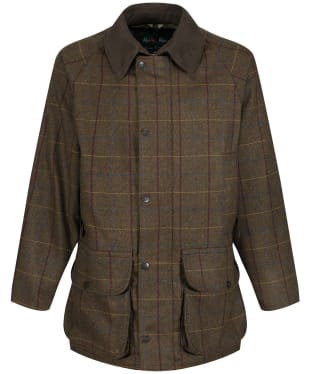 Men's Alan Paine Rutland Waterproof Coat - Alder