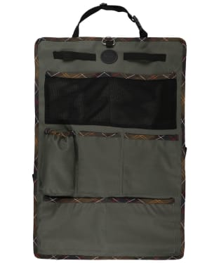 Barbour Dog Car Tidy - Olive