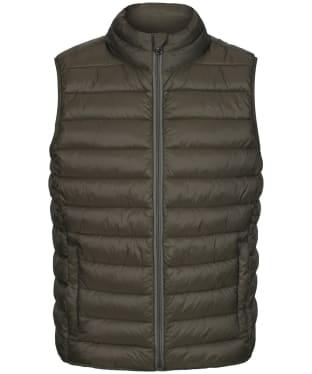 Men's Crew Clothing Lightweight Gilet - Khaki