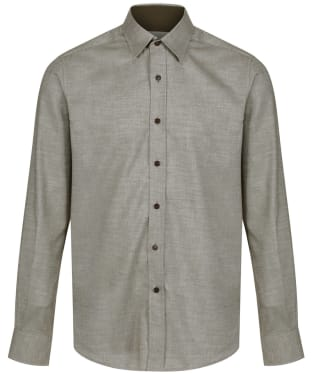 Men's Le Chameau Burford Shirt - Chameau Green