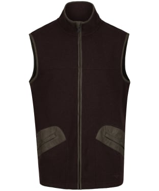 Men's Le Chameau Fairford Gilet - Brown