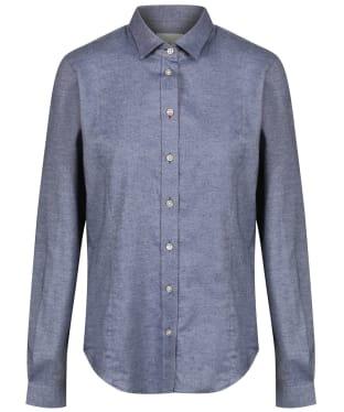 Women's Le Chameau Winchcombe Shirt – L - Navy