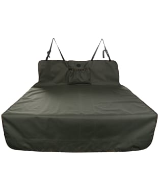 Barbour Car Liner and Bumper Protector - Olive
