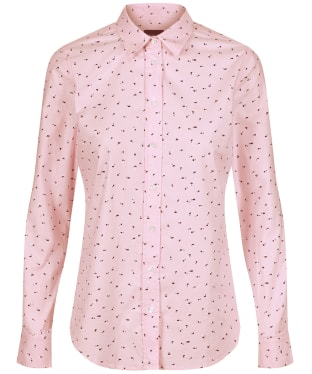Women's GANT Lure Print Stretch Oxford Shirt