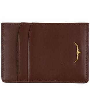 Men's R.M. Williams City Slim Bi-Fold Wallet - Whiskey