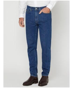 Men's R.M. Williams Loxton Jeans - Blue Wash