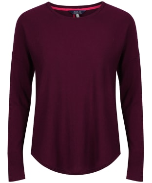 Women's Joules Poppy Jumper - Purple