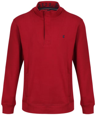 Men's Joules Deckside Half Zip Sweatshirt