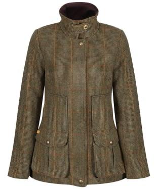 Women's Joules Fieldcoat Tweed Jacket - Mr Toad