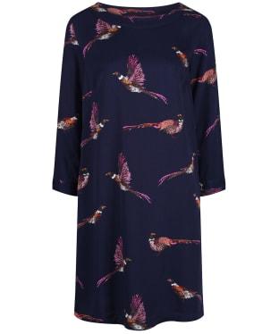Women's Joules Daisy Boat Neck Woven Dress