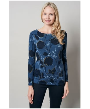 Women's Lily & Me Angela Top - Blue