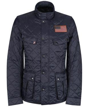 Men's Barbour Steve McQueen Jeffries Quilted Jacket