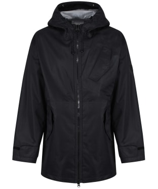 Men's Barbour International Acoustics Waterproof Jacket - Black
