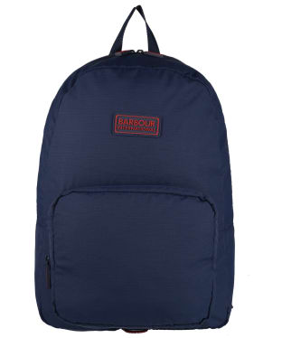 Barbour International Ripstop Backpack - Navy