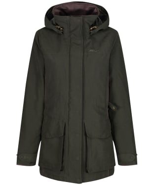Women's Musto Whisper Highland Gore-tex Primaloft Jacket - Dark Green