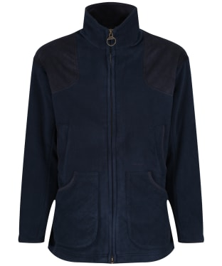 Men's Barbour Dunmoor Fleece Jacket - Navy