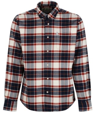 Men's Barbour Lowther Patch Shirt - New Rustic
