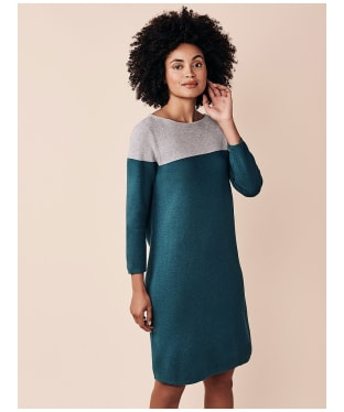 Women's Crew Clothing Milano Colourblock Dress