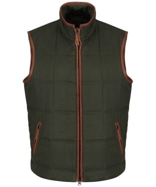 Men's Alan Paine Kexby Gilet - Olive