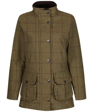 Women's Alan Paine Rutland Waterproof Coat - Lichen
