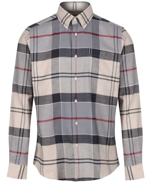 Men's Barbour Tartan 3 Tailored Shirt - New Dress Tartan