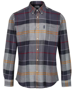 Men's Barbour Tartan 3 Tailored Shirt - New Modern Tartan