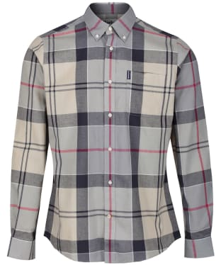 Men's Barbour Tartan 5 Tailored Shirt - New Dress Tartan