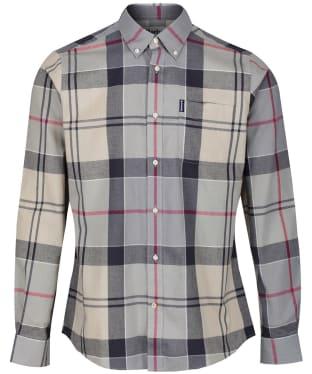 Men's Barbour Tartan 5 Tailored Shirt - New Dress Tartan
