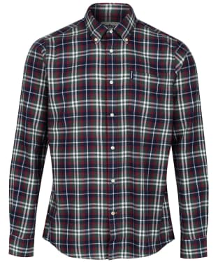 Men's Barbour Highland Check 15 Tailored Shirt