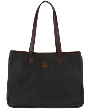 Women's Dubarry Loughrea Tote Bag - Black / Brown