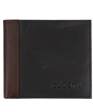 Men's Dubarry Rosmuc Leather Wallet - Black / Brown